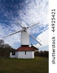 The Windmill At Thorpeness In...