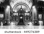 The Beautiful Antwerp Central...