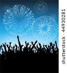 festival | Shutterstock .eps vector #44930281