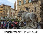 florence  italy   march 21 ... | Shutterstock . vector #449316631