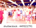 abstract background of shopping ... | Shutterstock . vector #449321791