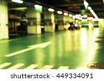 green tones   blurred image ... | Shutterstock . vector #449334091