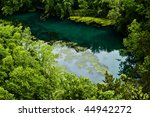 aerial view of the natural... | Shutterstock . vector #44942272