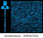 medical business and doctor...   Shutterstock .eps vector #449467321