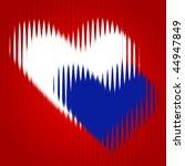 abstract valentine background | Shutterstock . vector #44947849