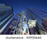 Money Denominations On A...
