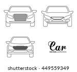 transporation design... | Shutterstock .eps vector #449559349