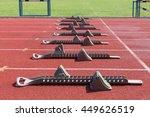 Athletic Track. Athletics...