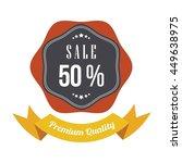 vintage label banner tag...   Shutterstock .eps vector #449638975