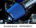car air filter zero resistance. ... | Shutterstock . vector #449640811