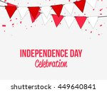 creative illustration poster or ... | Shutterstock .eps vector #449640841