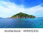 nang yaun island | Shutterstock . vector #449652331