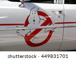 Ecto 1 at the world premiere of ...