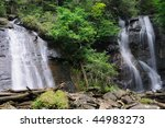 Anna Ruby Falls In Northern...