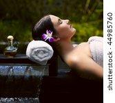 spa treatment   Shutterstock . vector #44985760