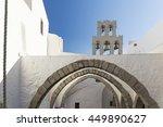 Patmos Island  Monastery Of St  ...