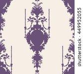 abstract old wallpaper ...   Shutterstock .eps vector #449952055