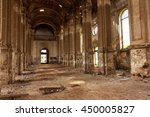 Ruins Of Ancient Lutheran...