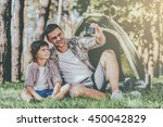 capturing great moments.... | Shutterstock . vector #450042829