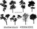 8 Set Vector Trees
