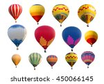 set of colorful  multi colors ... | Shutterstock . vector #450066145