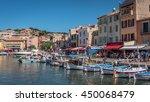 cassis  france   circa june... | Shutterstock . vector #450068479