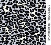 leopard pattern  | Shutterstock .eps vector #450083077