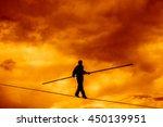 Wandering Tightrope Walker...