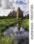 assumburg castle in heemskerk...