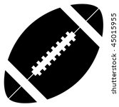 vector american football | Shutterstock .eps vector #45015955