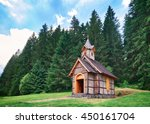 Wooden Church In Slovakia ...