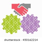 social icons.people icon.people ... | Shutterstock . vector #450162214