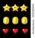 8 bit   pixelart game asset...