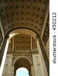 big arch | Shutterstock . vector #450212