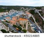 bonifacio corsica | Shutterstock . vector #450214885
