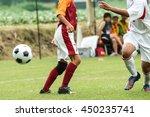 football soccer   Shutterstock . vector #450235741