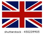 uk flag | Shutterstock .eps vector #450239905