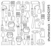 repair and renovation tools...
