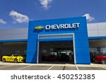 indianapolis   circa july 2016  ... | Shutterstock . vector #450252385