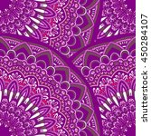 vector seamless pattern with...   Shutterstock .eps vector #450284107