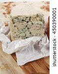 aged italian deli fresh blue...   Shutterstock . vector #450390001