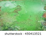 water pollution  tainted water... | Shutterstock . vector #450413521