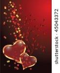 day valentine | Shutterstock .eps vector #45043372