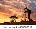 Female Photographer. Travel And ...