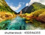 Amazing Landscape With Azure...