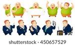 set of people including...   Shutterstock .eps vector #450657529