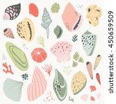 vector hand drawn illustration... | Shutterstock .eps vector #450659509