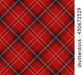 tartan seamless pattern. trendy ... | Shutterstock .eps vector #450672529