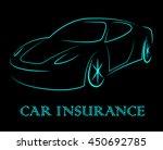 car insurance representing... | Shutterstock . vector #450692785