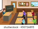 a vector illustration of... | Shutterstock .eps vector #450726895
